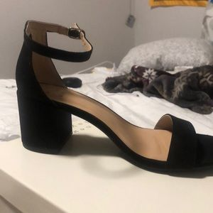 Target Shoes - One strap heels